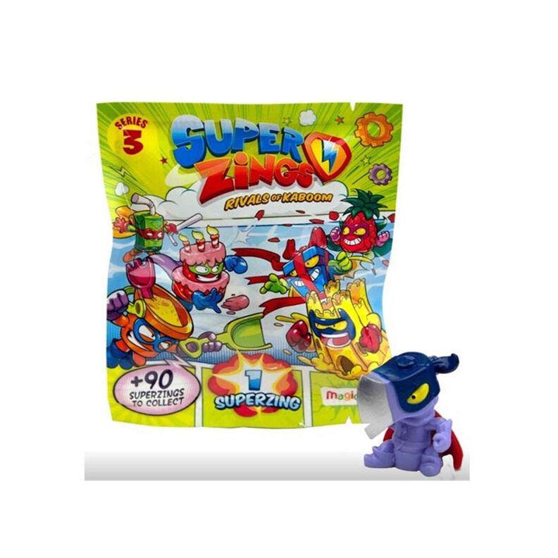 Superzings Serie 3 One Pack
