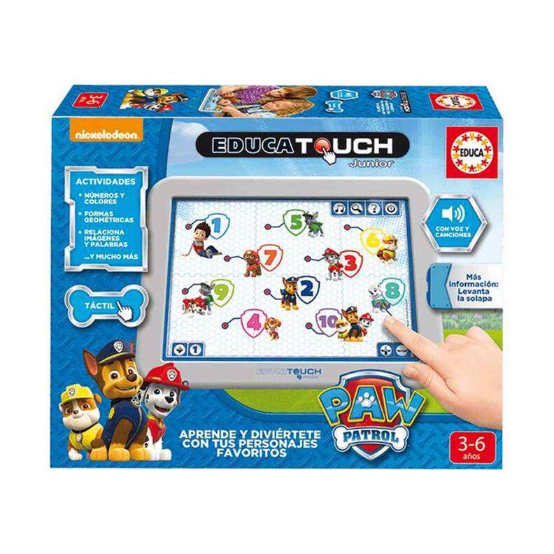 Patrulla Canina Educa Touch Junior