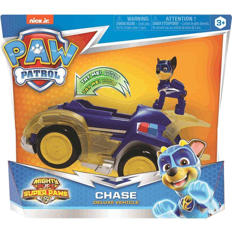 Patrulla Canina Vehículo chase sonidos poderosos
