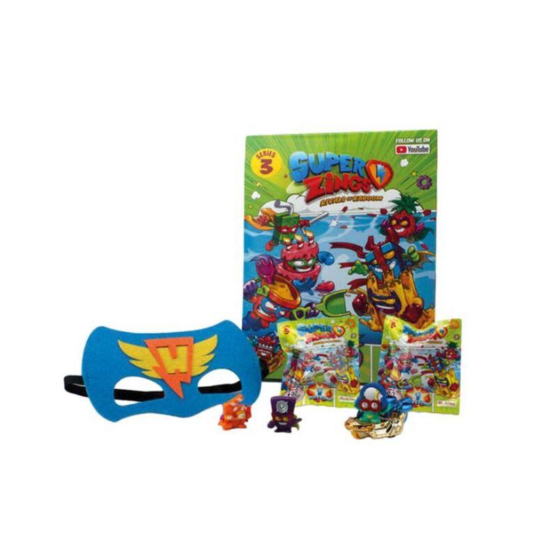 Superzings Serie 3 Starterpack