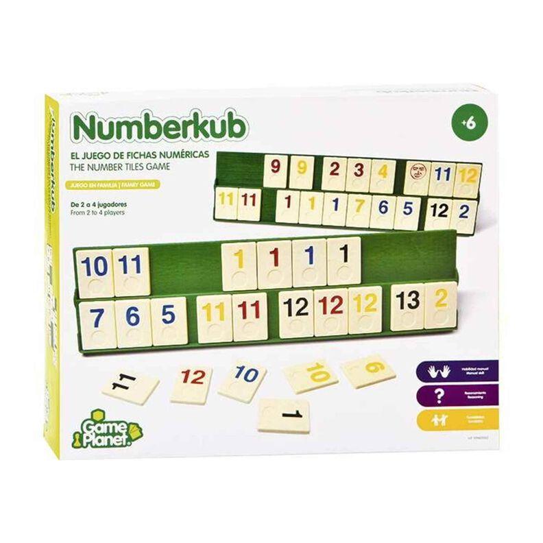 Numberkub