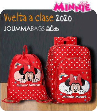 Mochilas Minnie