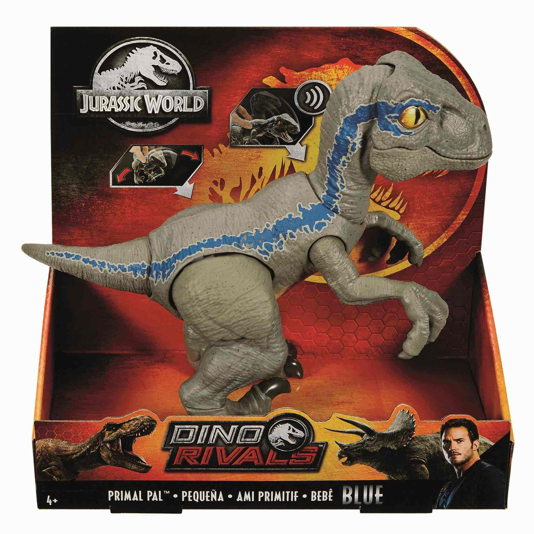 Jurassic World Amigo primigenio Blue