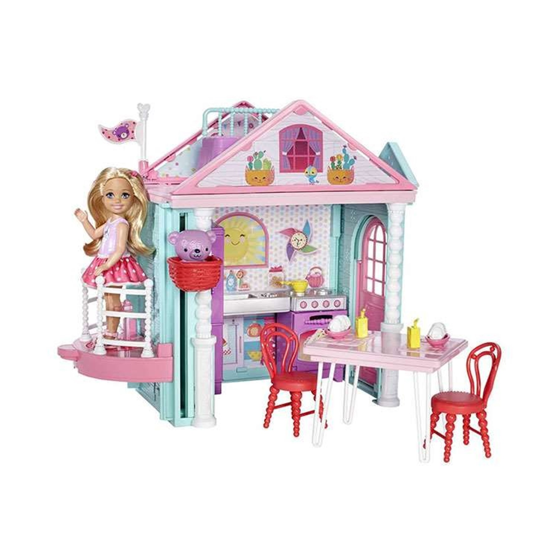 Barbie Casita de Chelsea