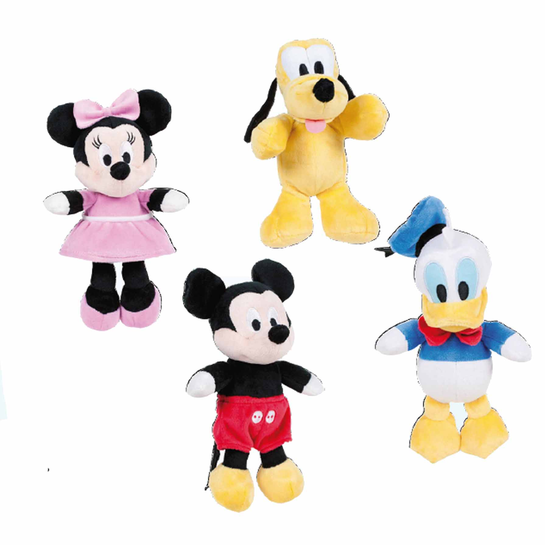 Peluches Mickey Mouse Club House