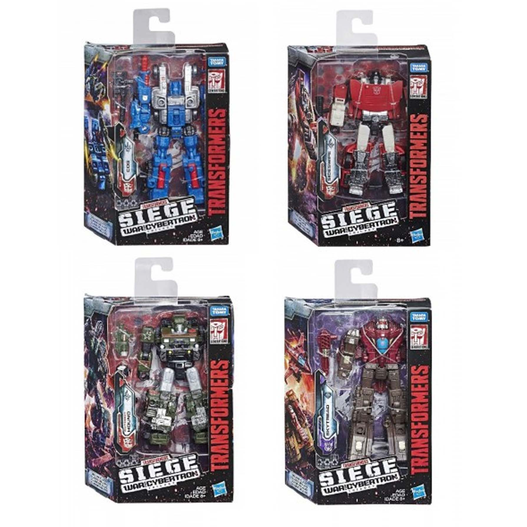 Transformers Generations War For Cybertron Deluxe