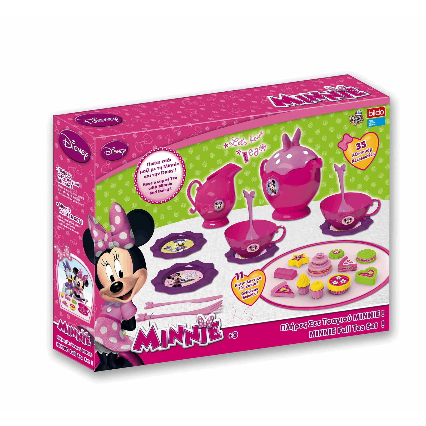 Minnie Set Grande de Té