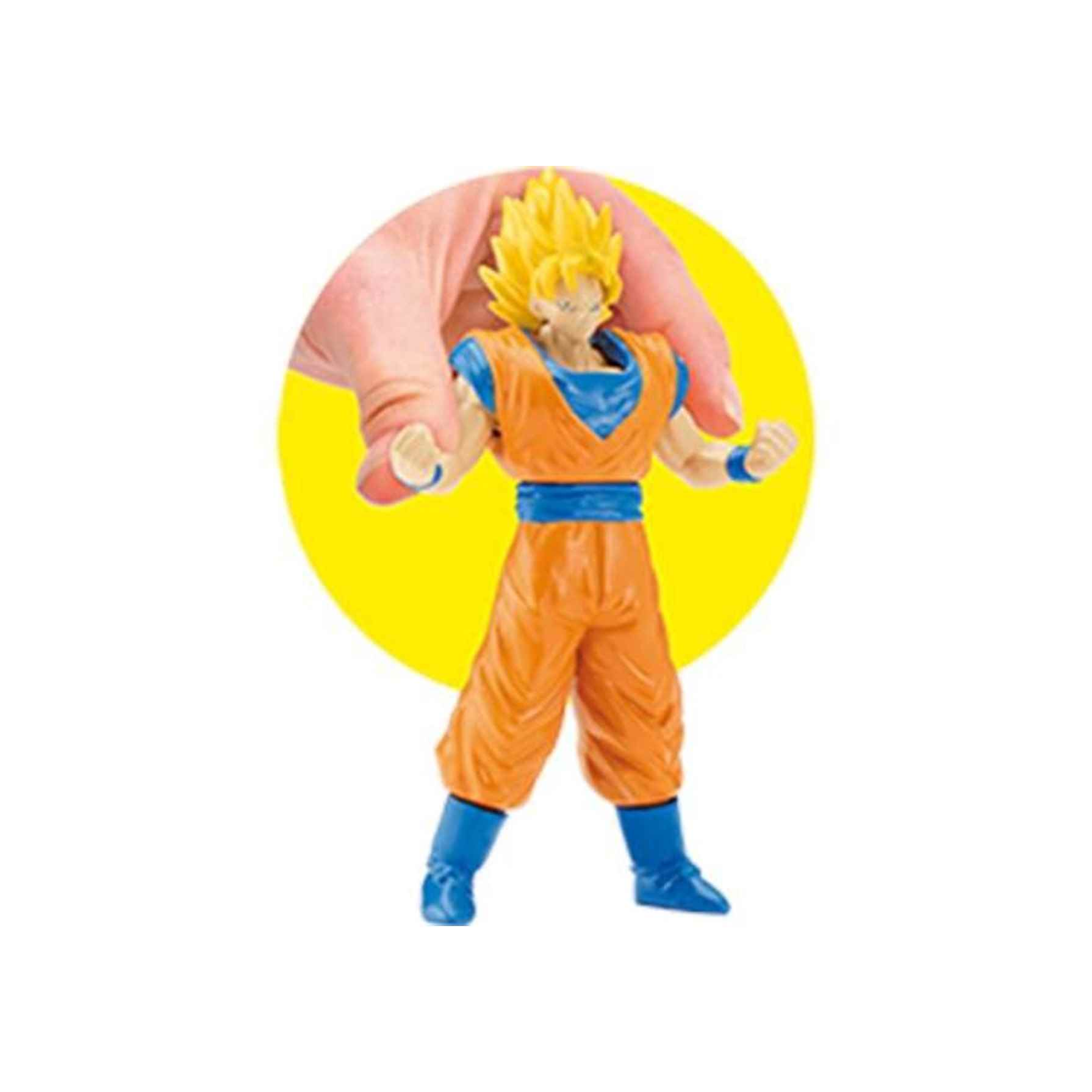 Dragon Ball Figuras Super Poder