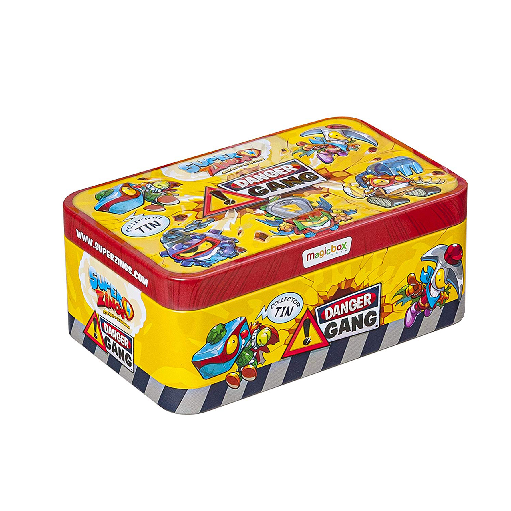 Superzings Serie 4 Tin Danger Gang