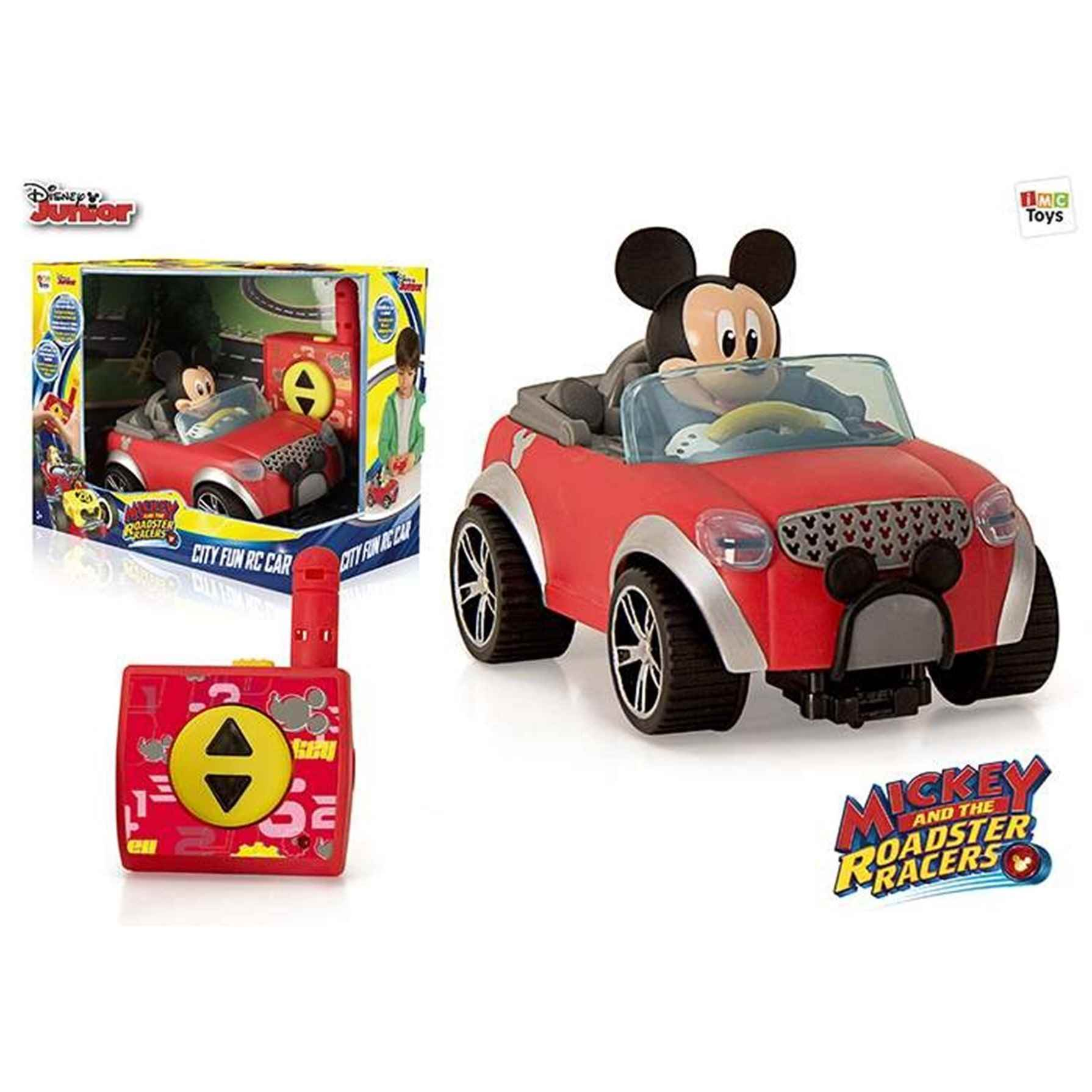 Mickey City Fun coche Radio Control