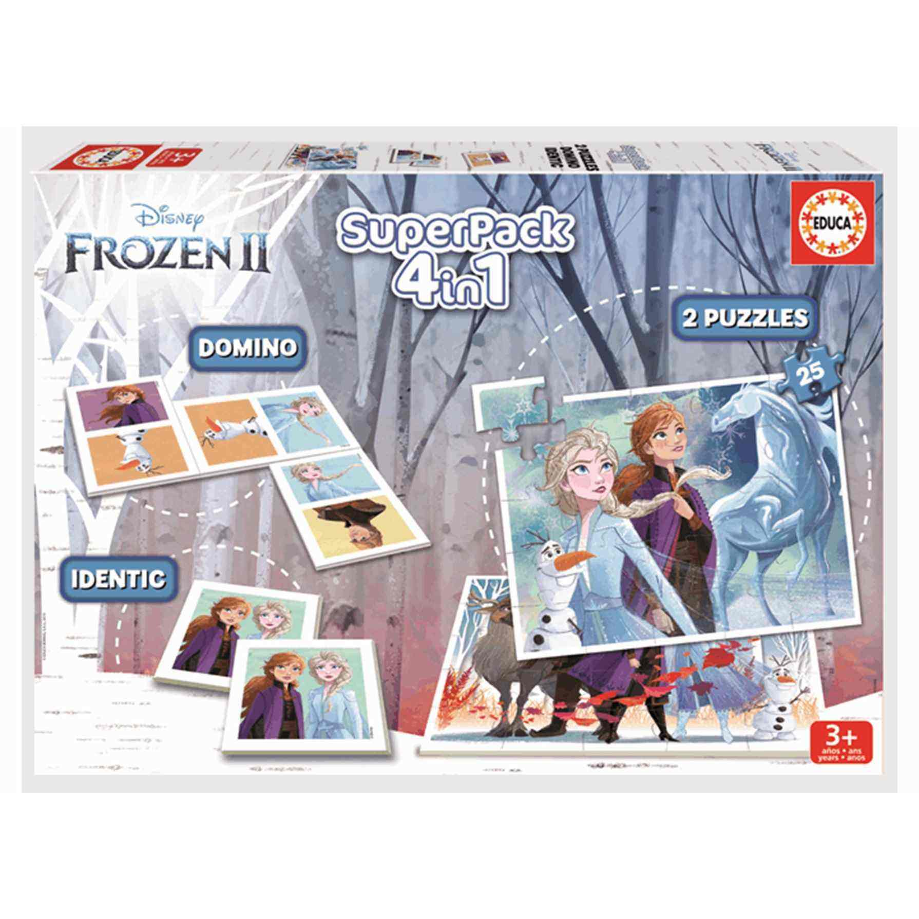 Educa® Superpack Frozen