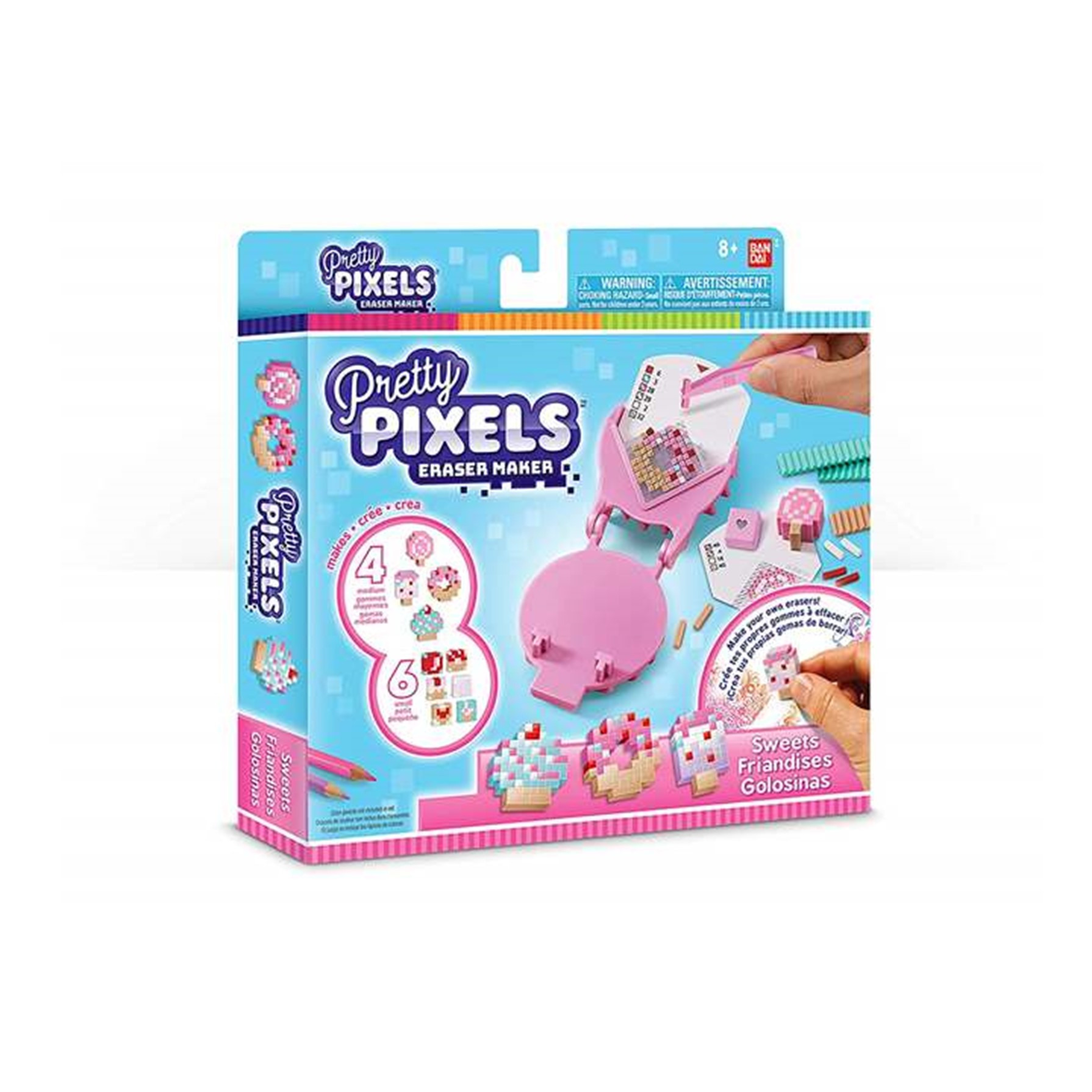 Pretty Pixels Sweets