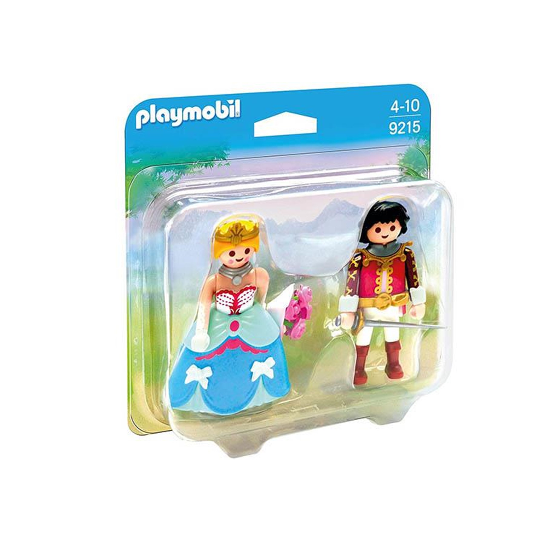 Playmobil Duo Pack Pareja Real 9215