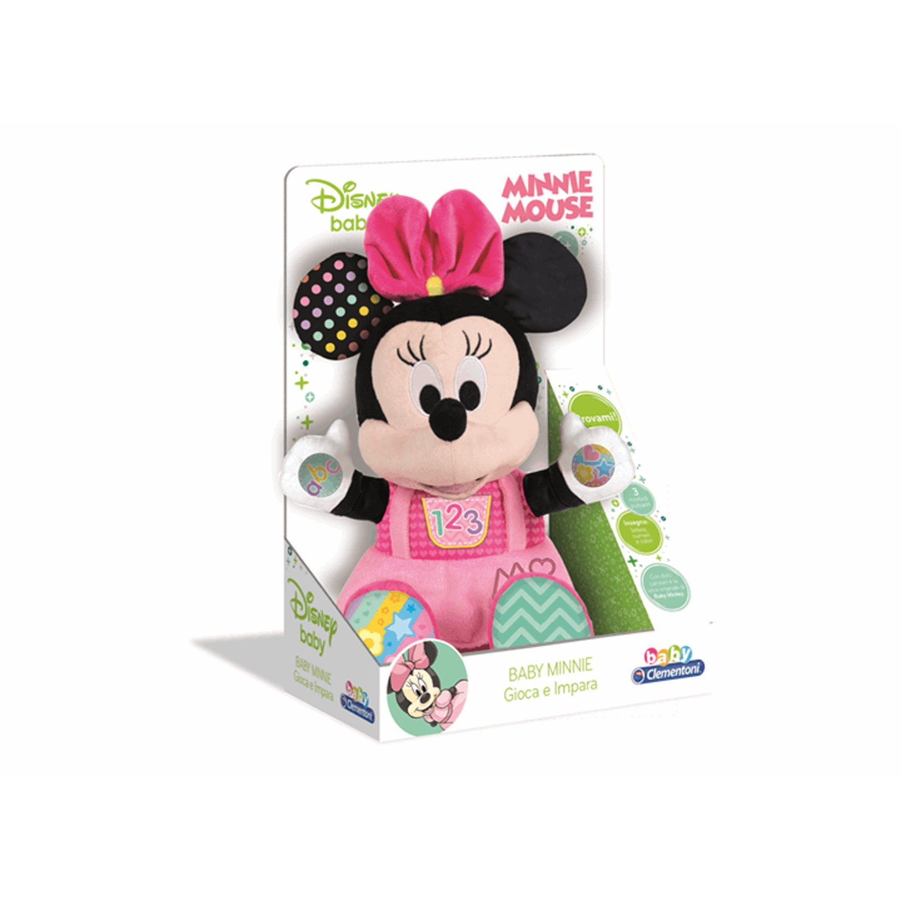 Minnie Peluche Baby Minnie