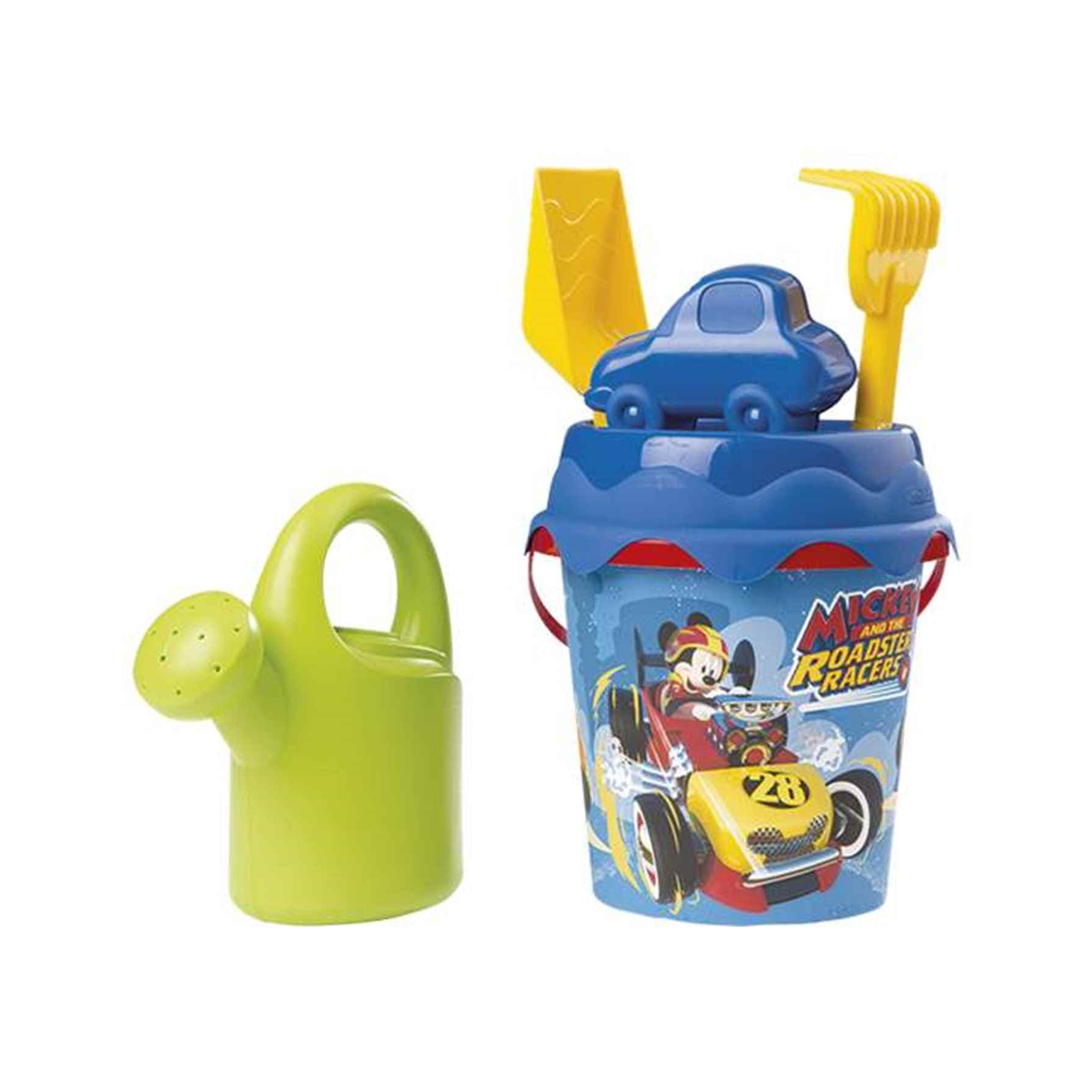 Mickey Mouse Cubo Completo