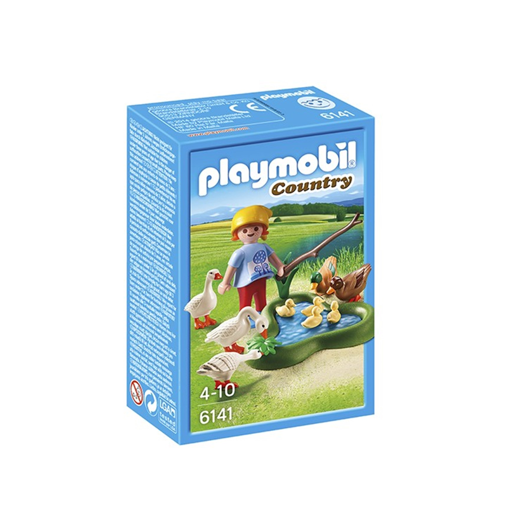 Playmobil Patos y Gansos 6141