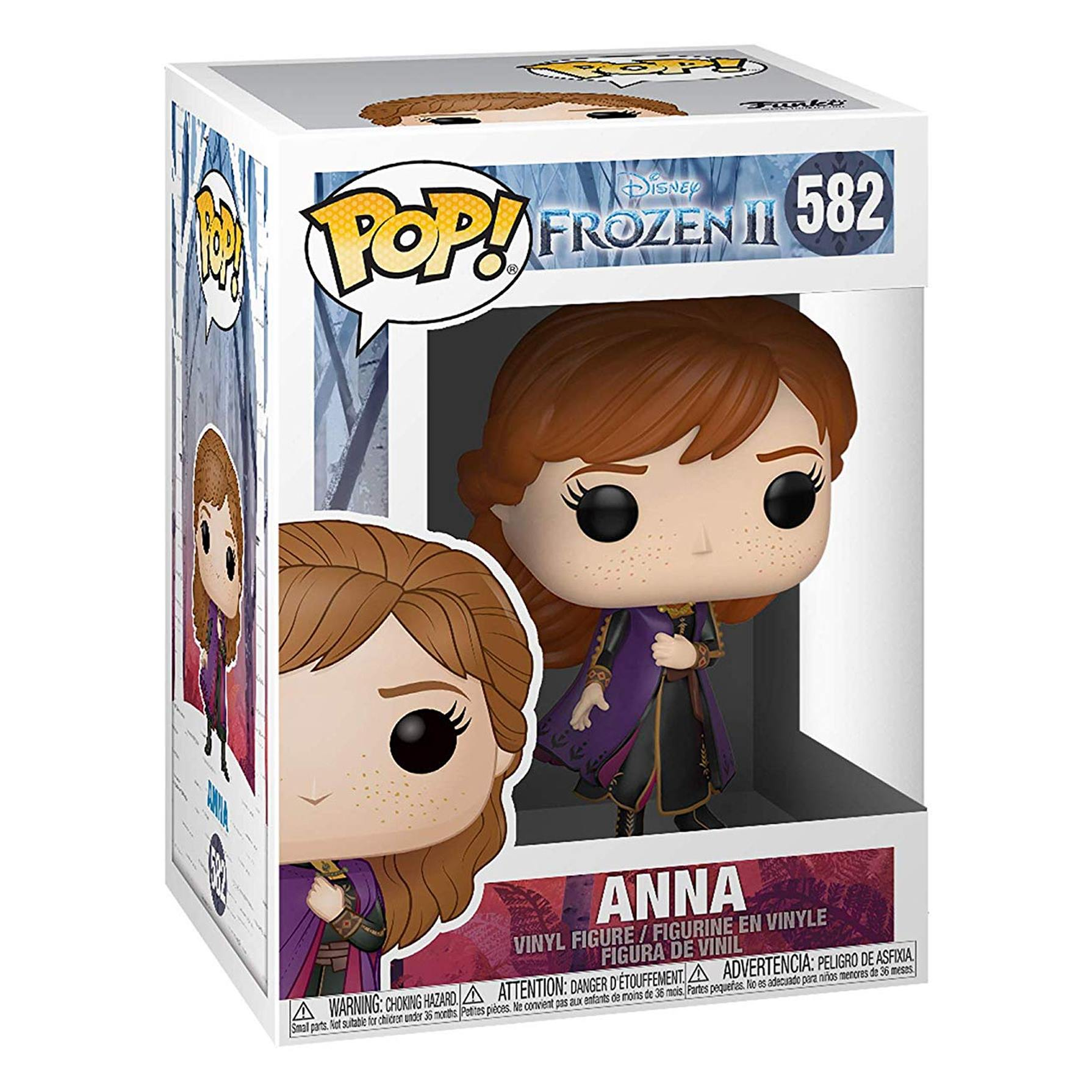 Funko Pop Frozen II Anna