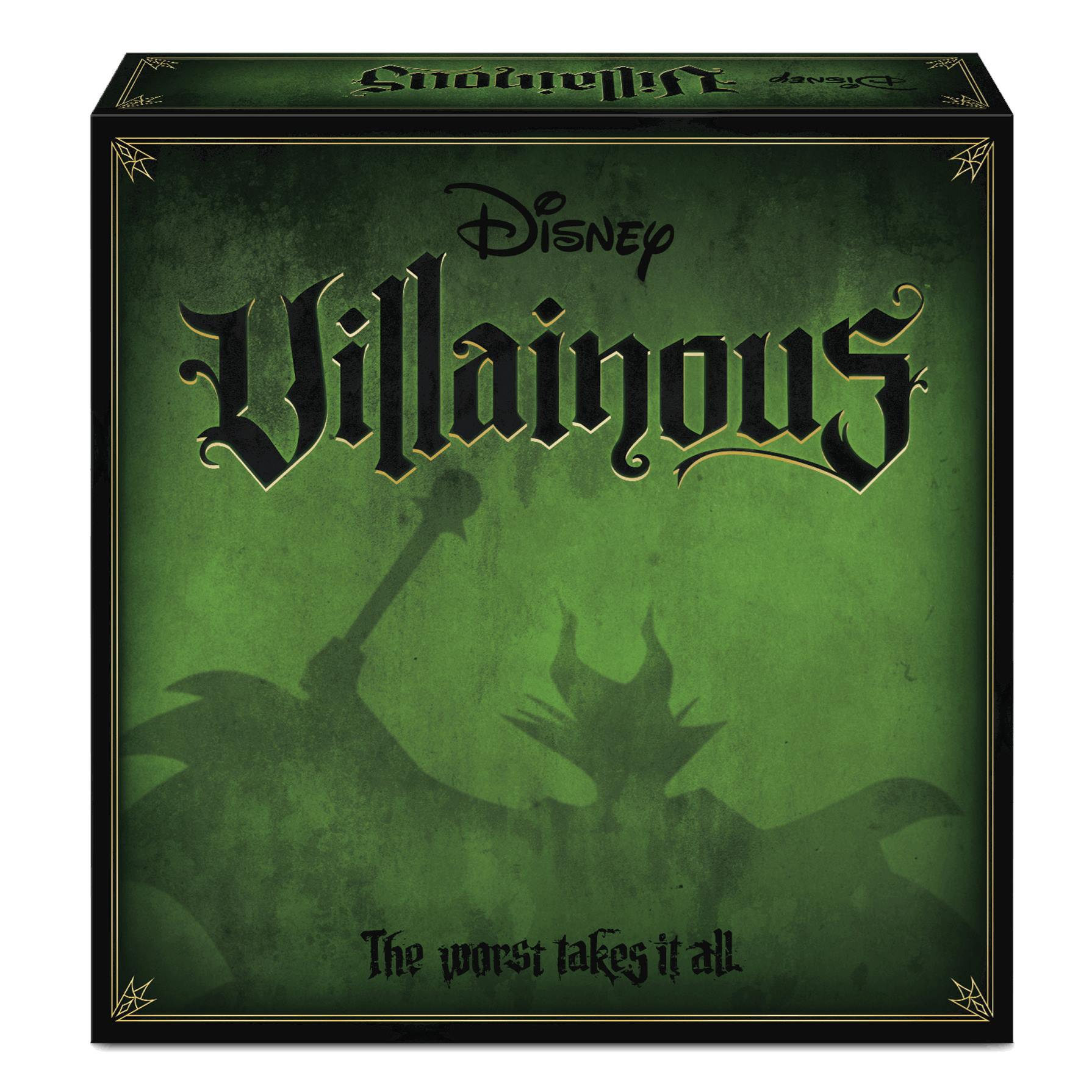 Princesas Disney Villainous