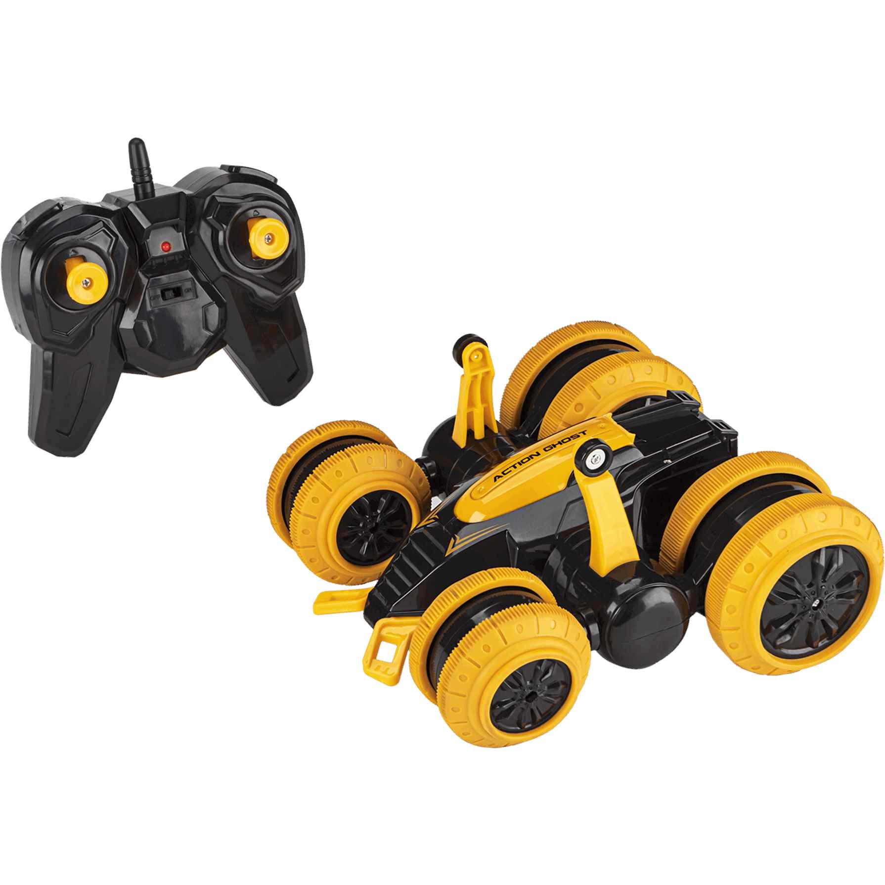 Motor Planet Rc Hover Stunt Storm