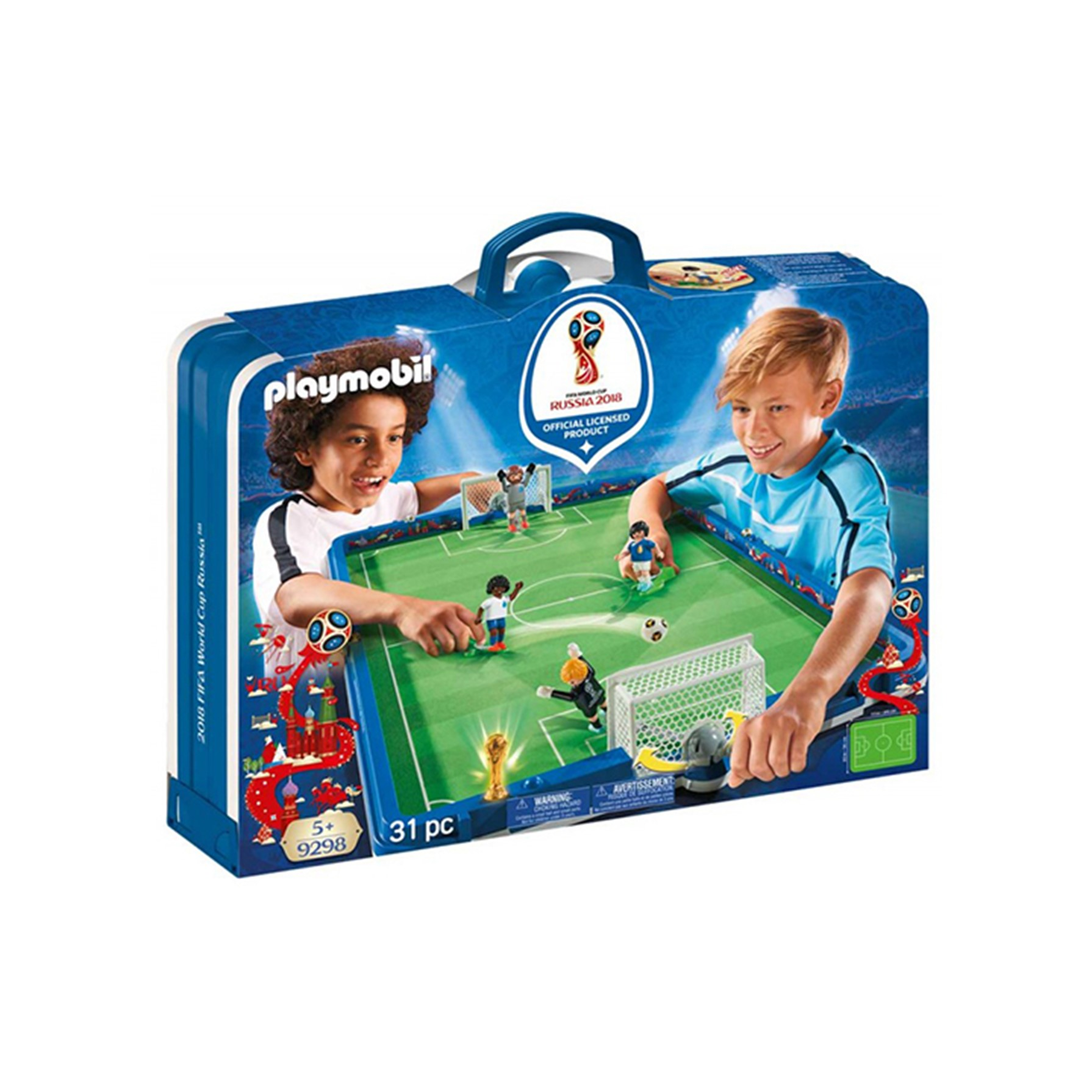 Playmobil 2018 Fifa World Cup Russia