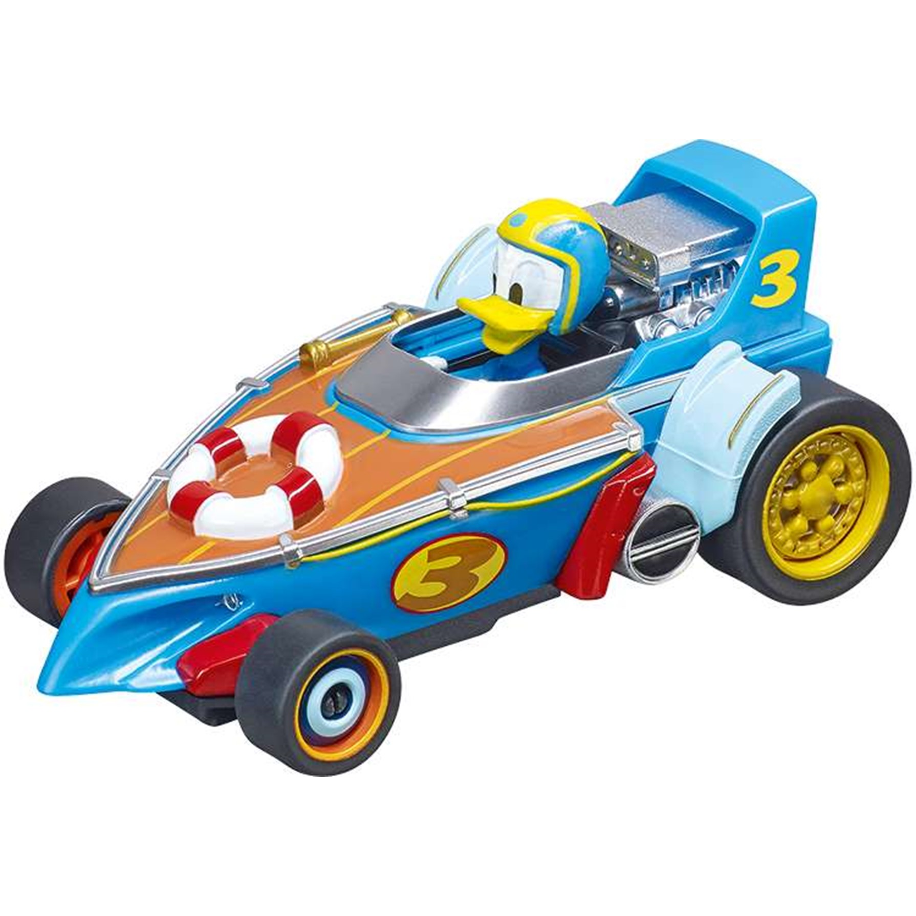 Mickey Mouse Carrera First Roadster Race