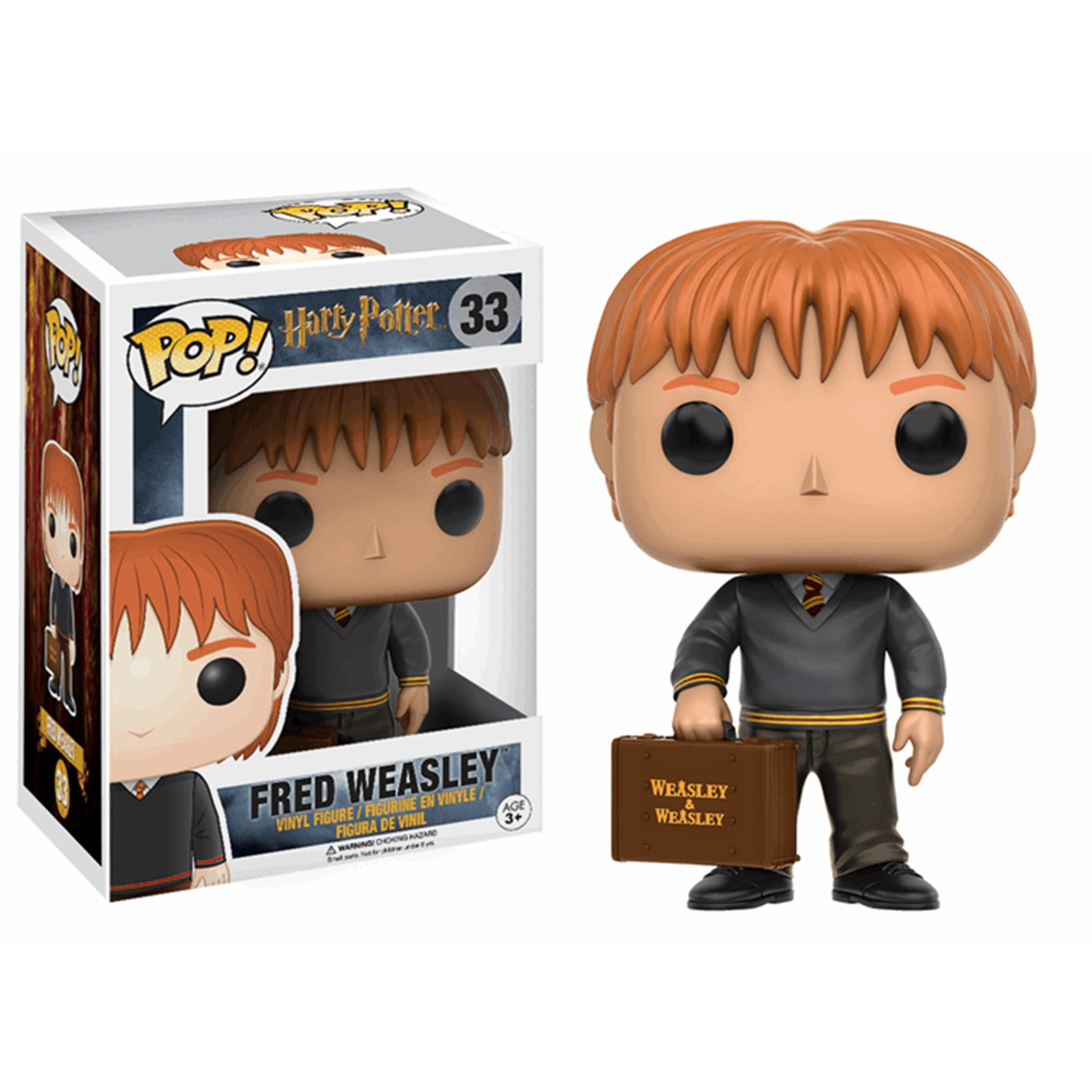 Funko Pop Fred Weasley Harry Potter