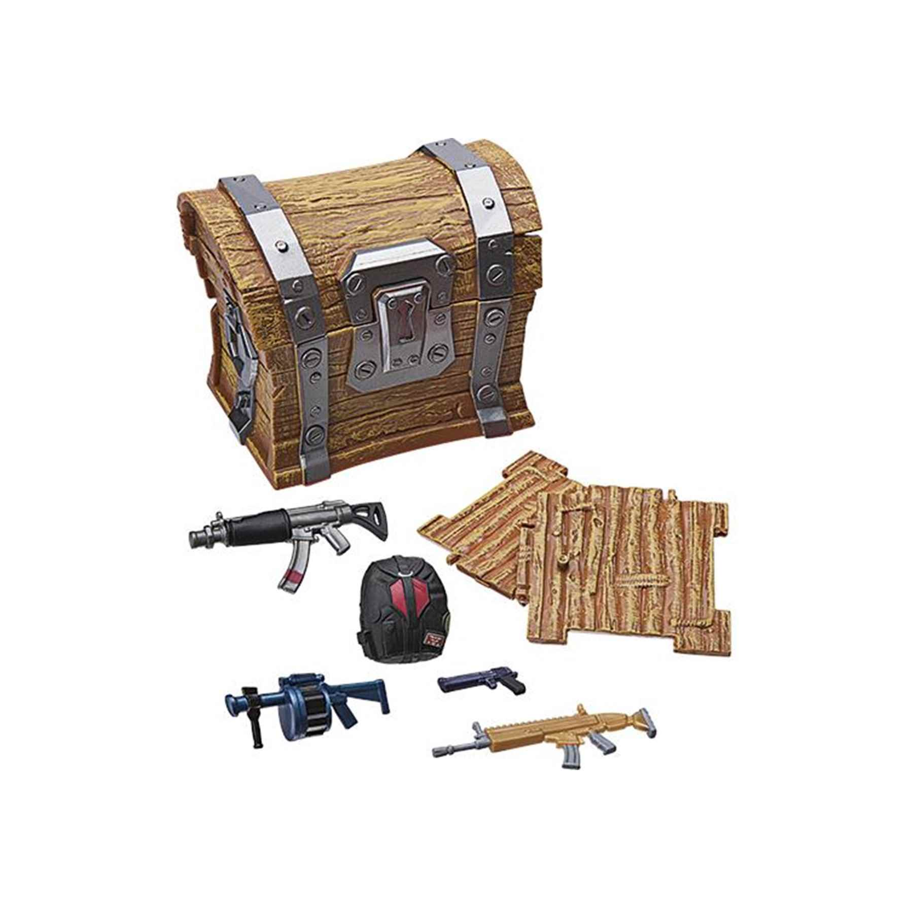 Fortnite Accesory Set Loot Chest Collect
