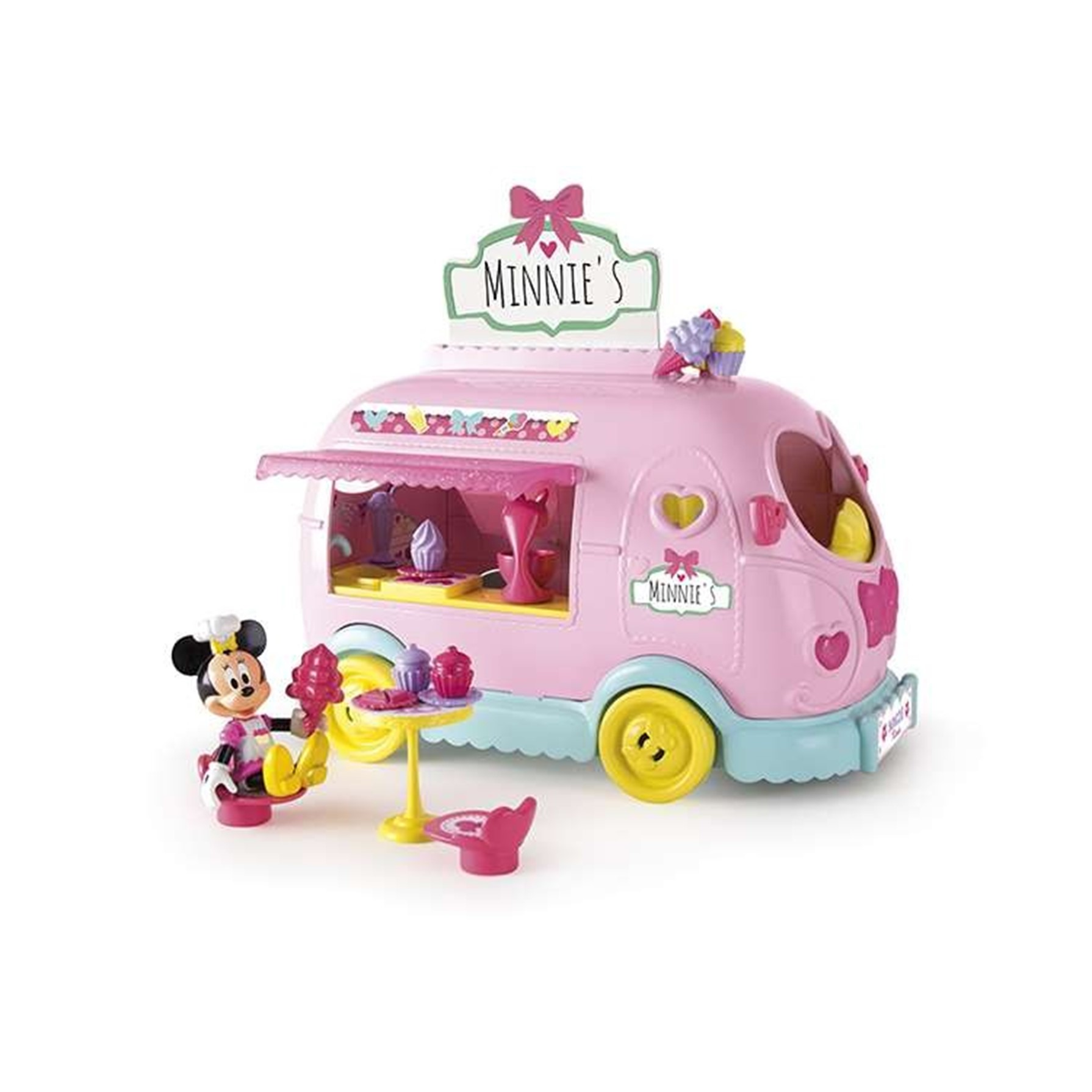 Minnie Caravana Sweets & Candies