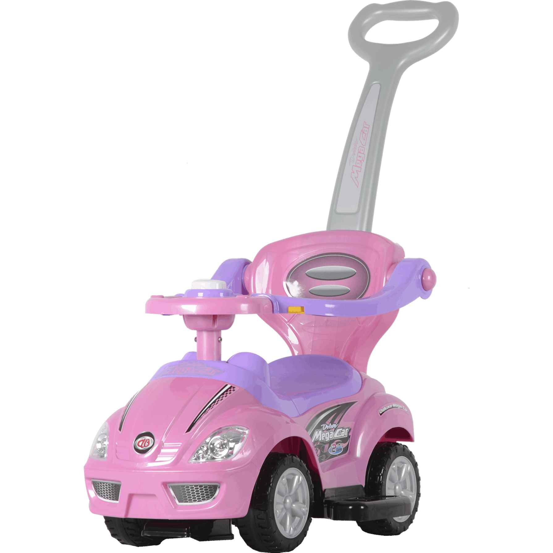 Infant Planet Correpasillos ¡3 en 1! Convertible Rosa