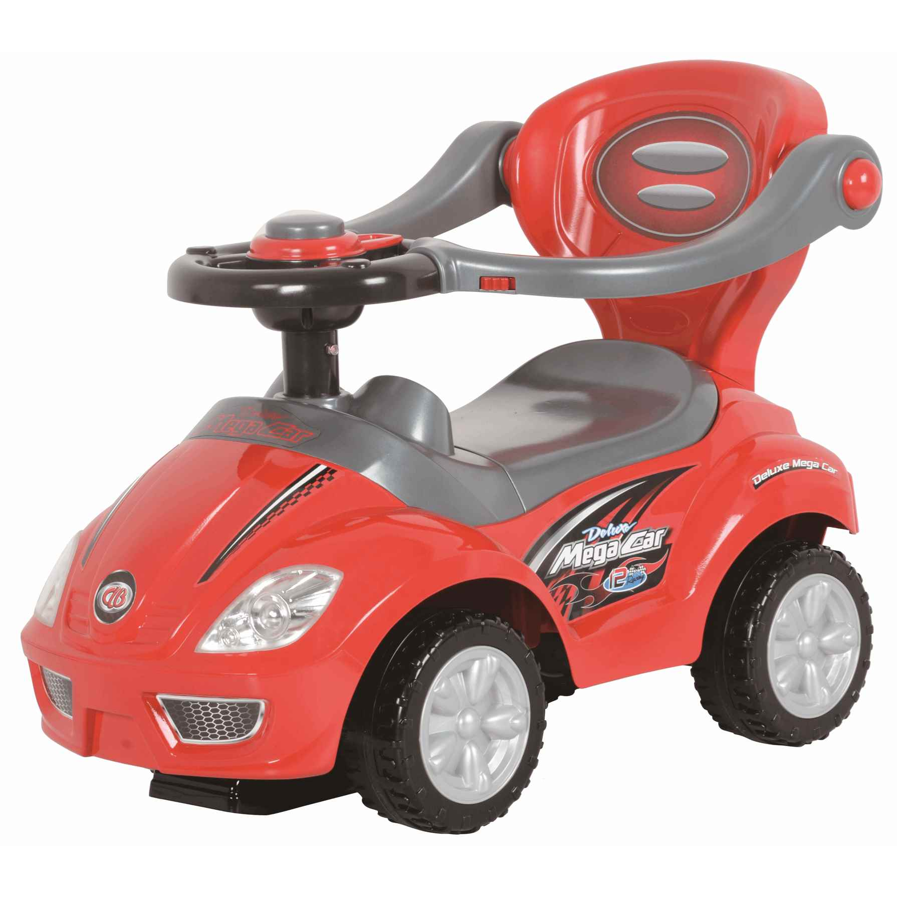Infant Planet Correpasillos ¡3 en 1! Convertible Rojo