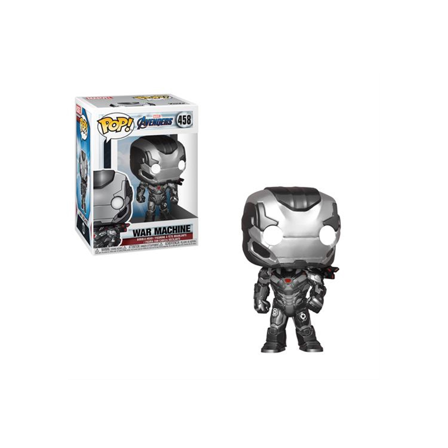 Funko Pop Avengers WarMachine