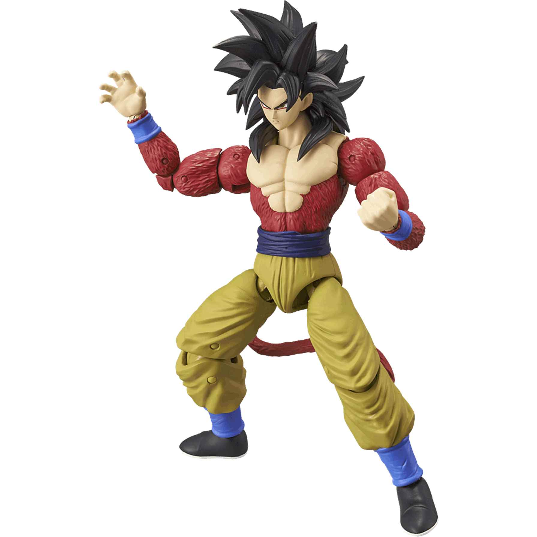 Dragon Ball Goku Figura Deluxe