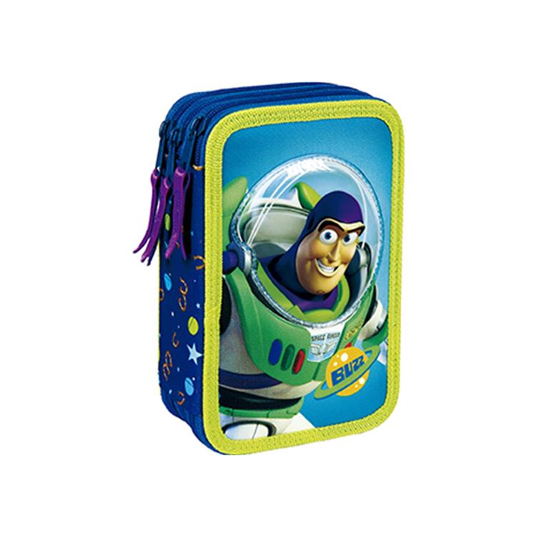 Toy Story Plumier Triple Giotto Premium