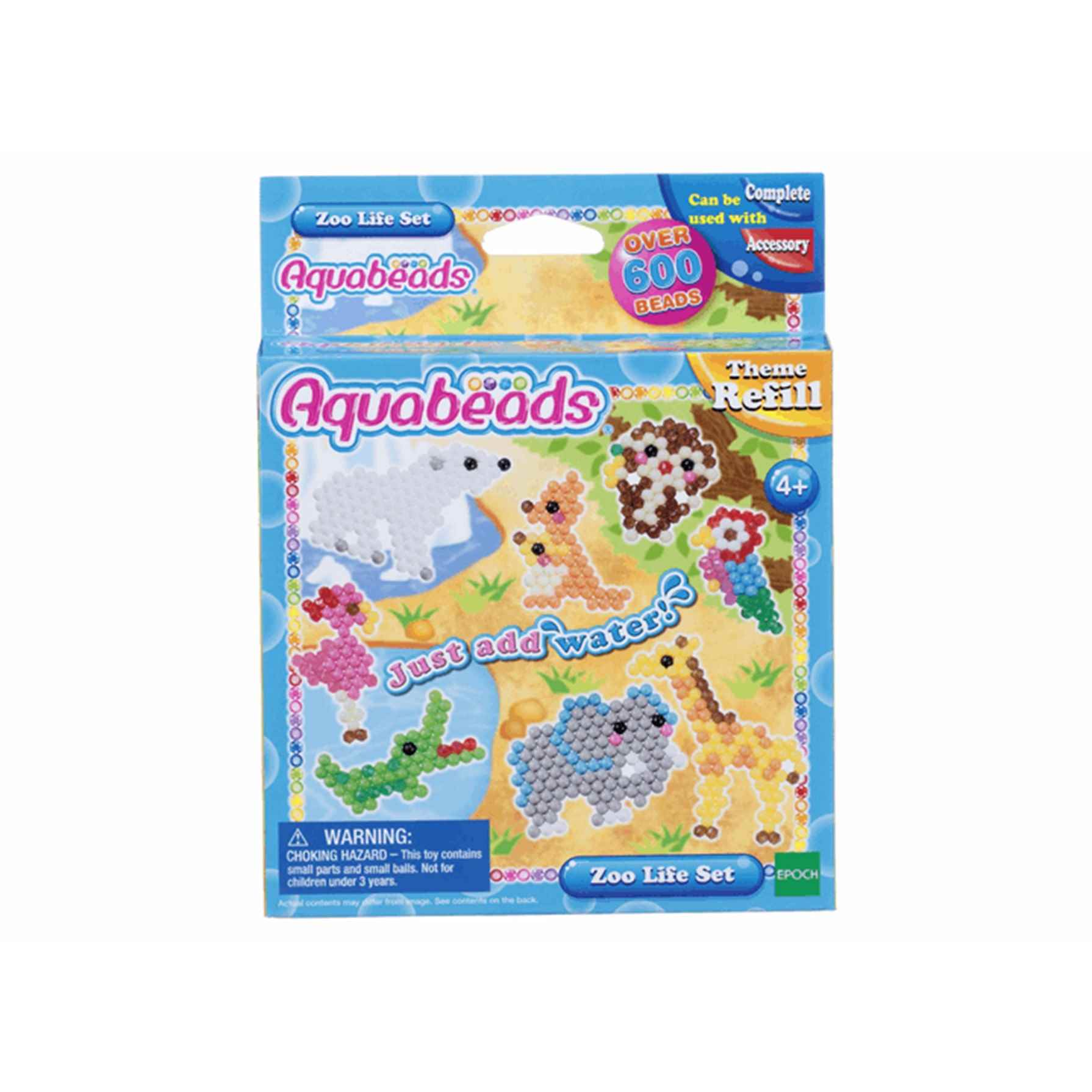 Aquabeads Set del Zoo