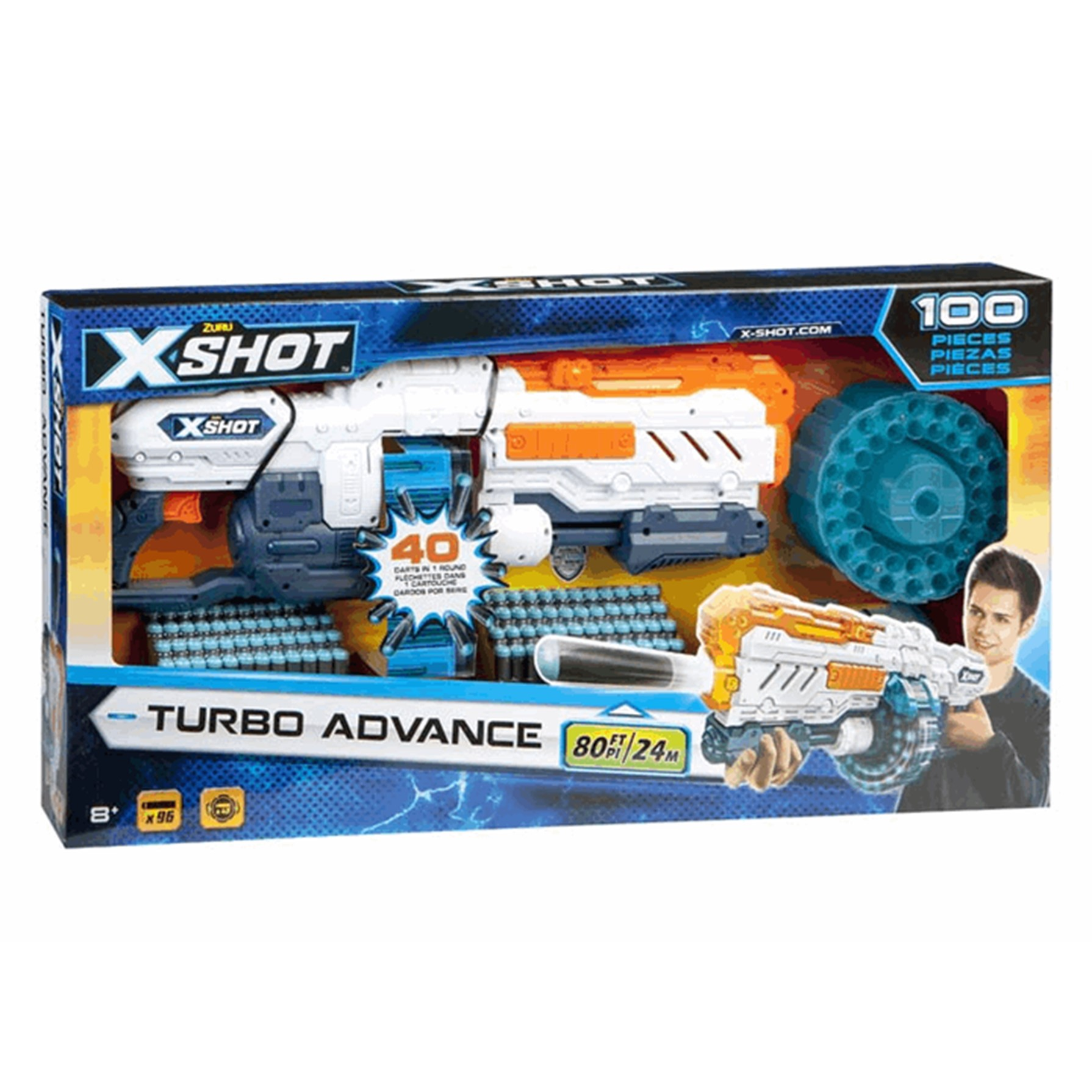 X Shot Turbo Advanced