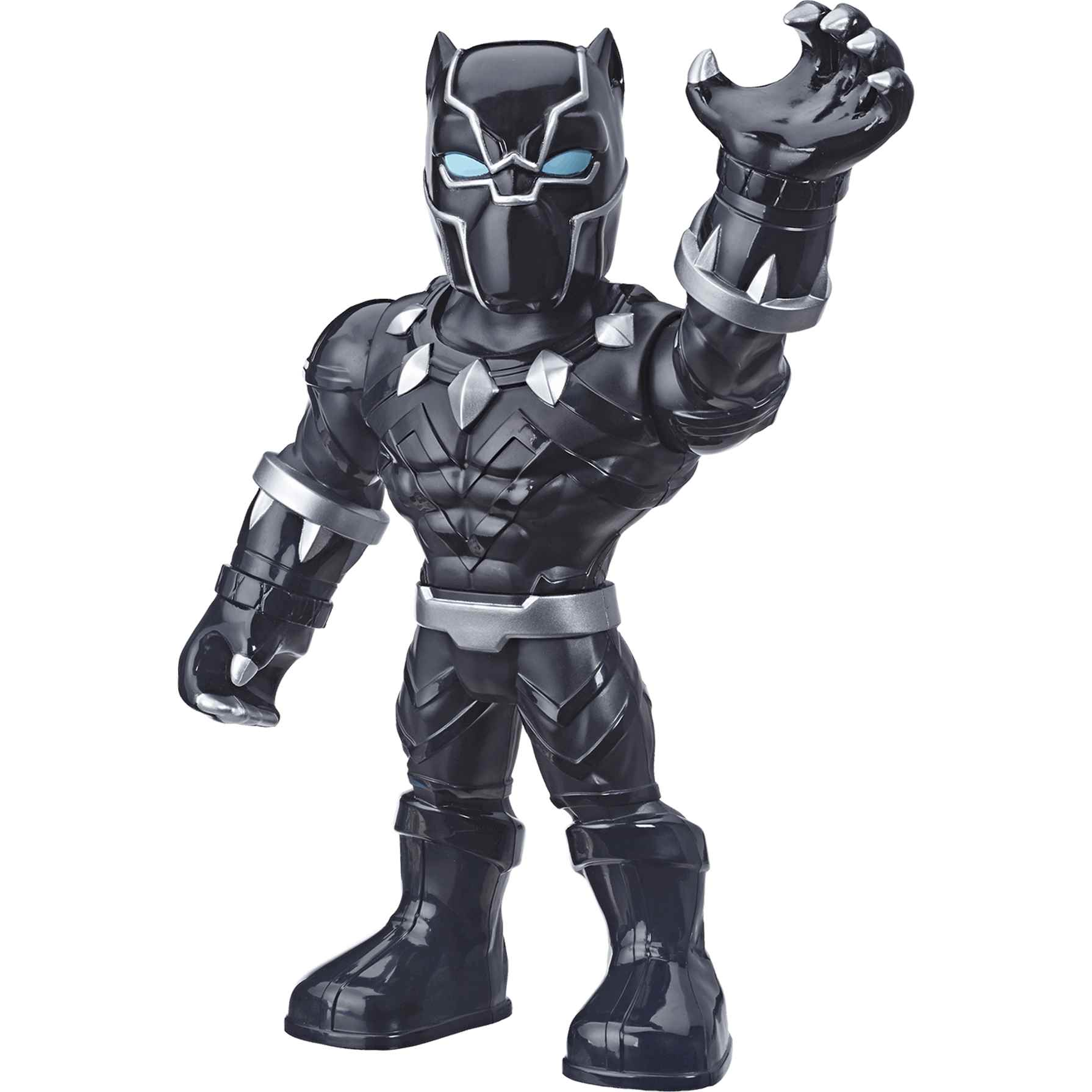 Black Panther Marvel Figura Mega Mighties