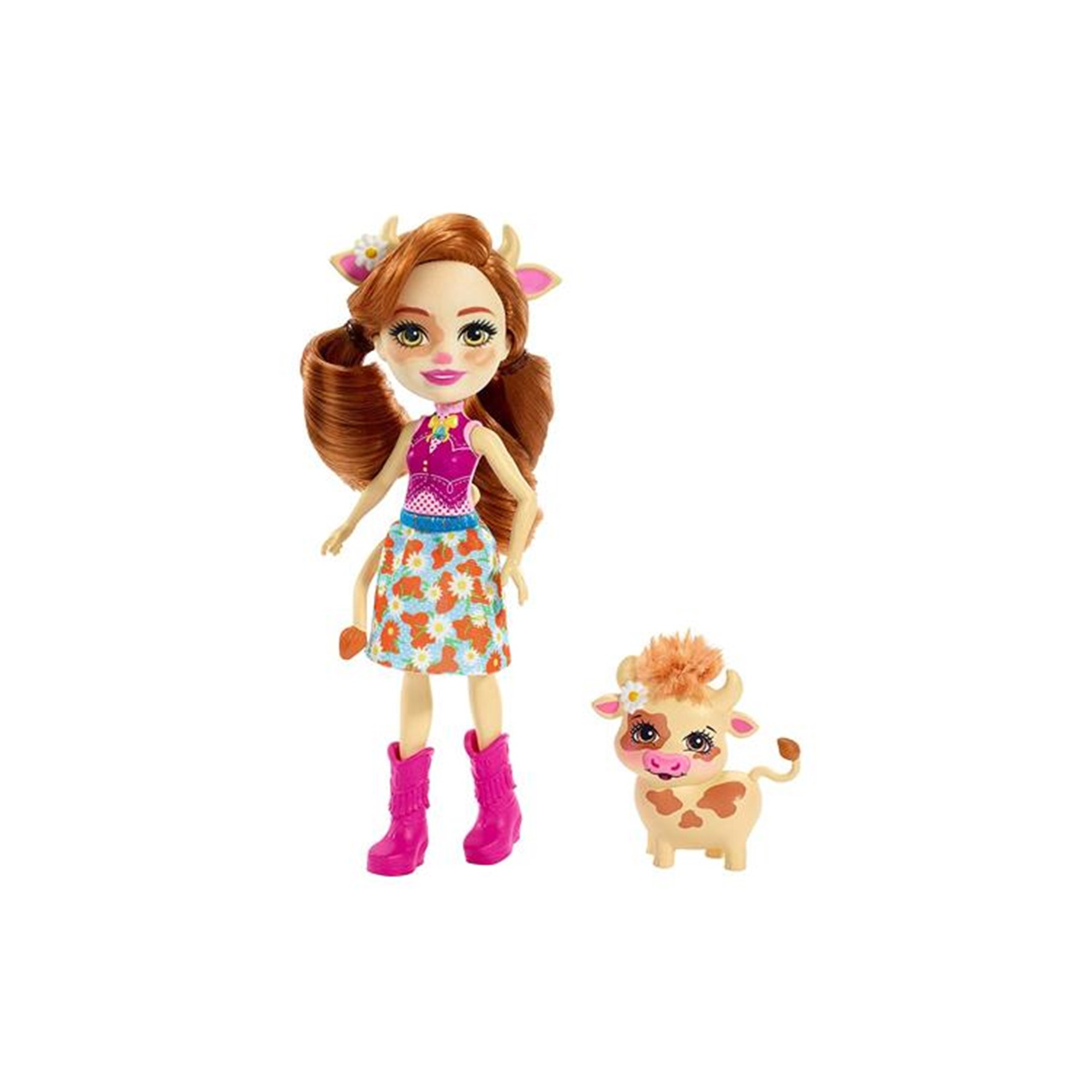Enchantimals Cailey Cow Y Curdle