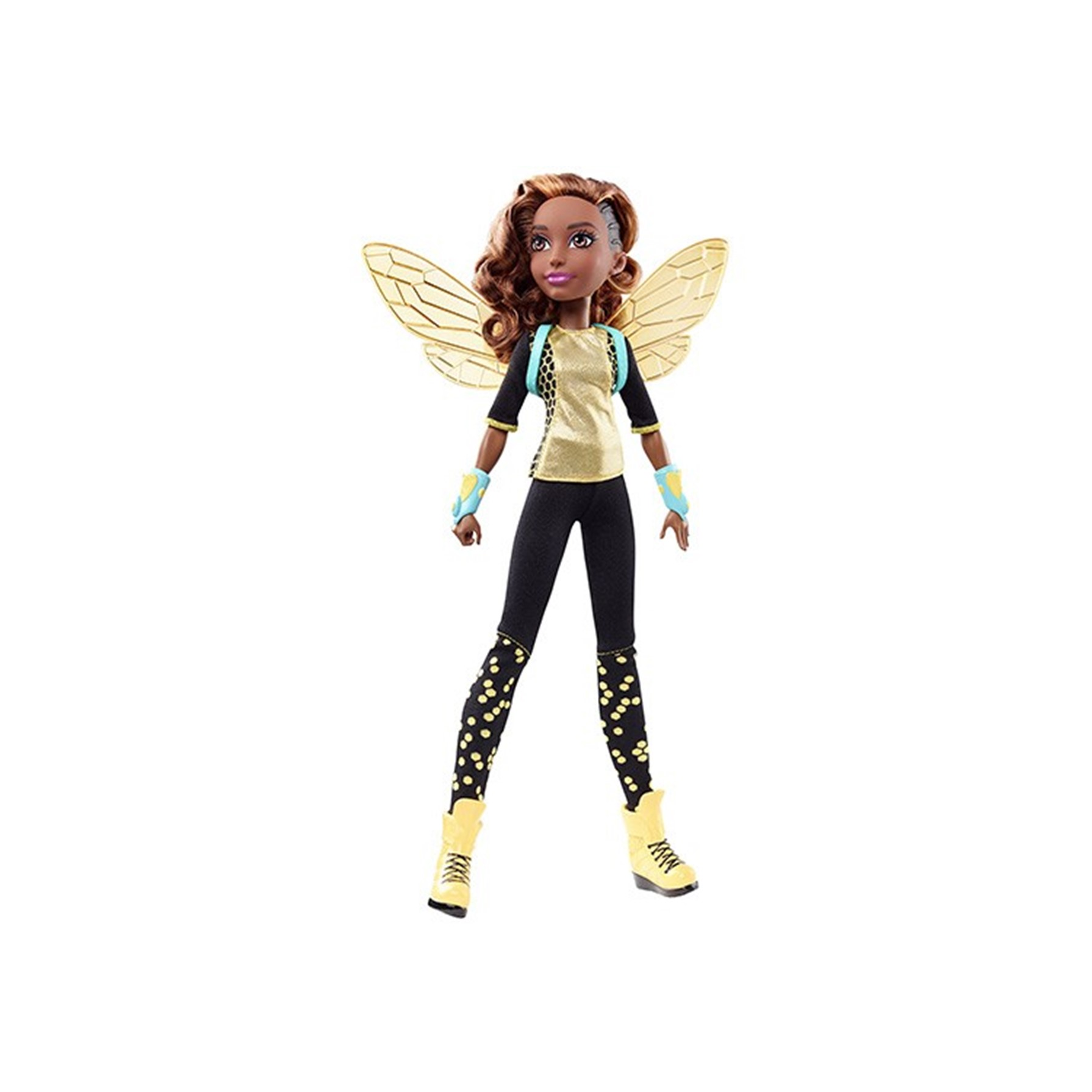Super Hero Girl Bumble Bee Muñeca