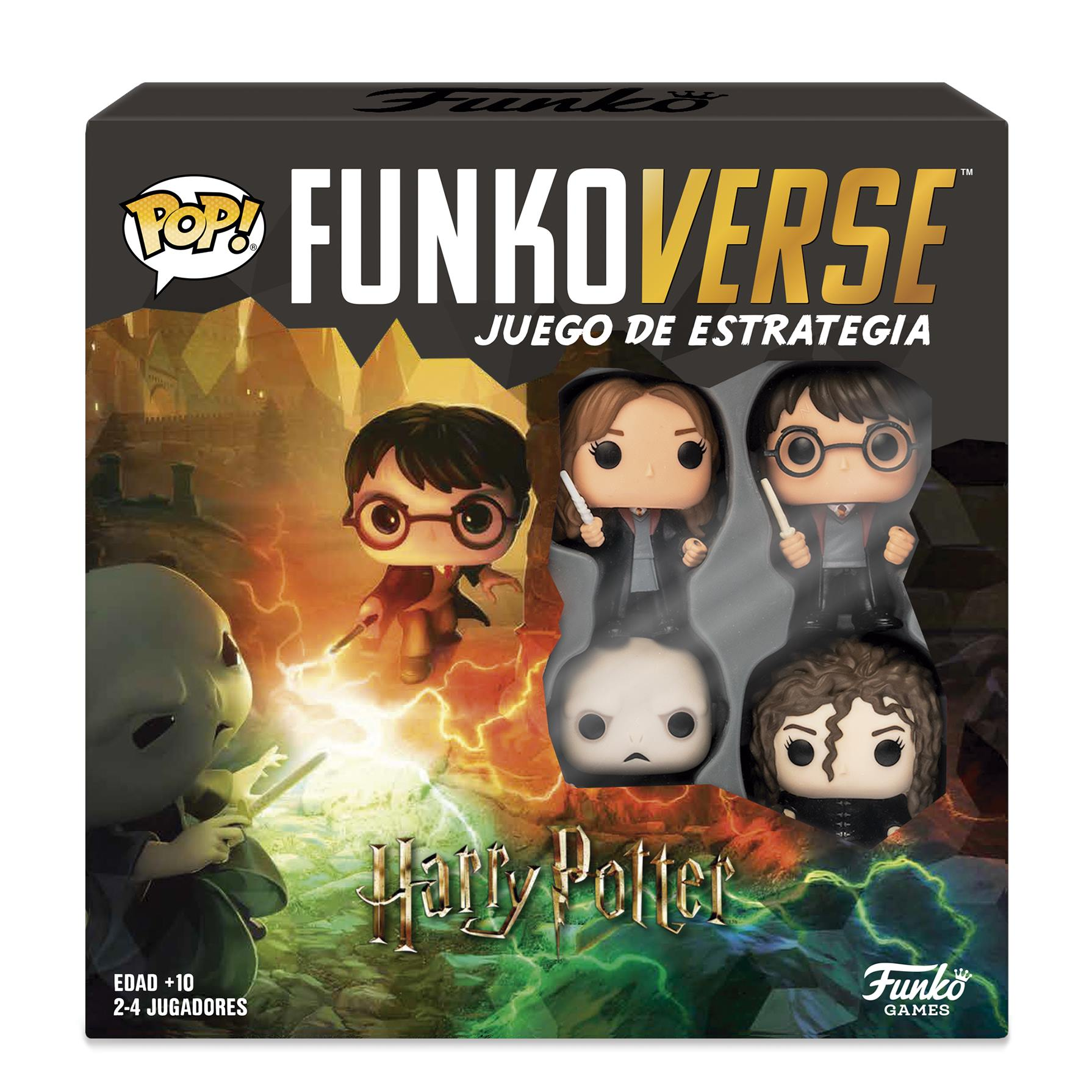 POP Funkoverse Harry Potter