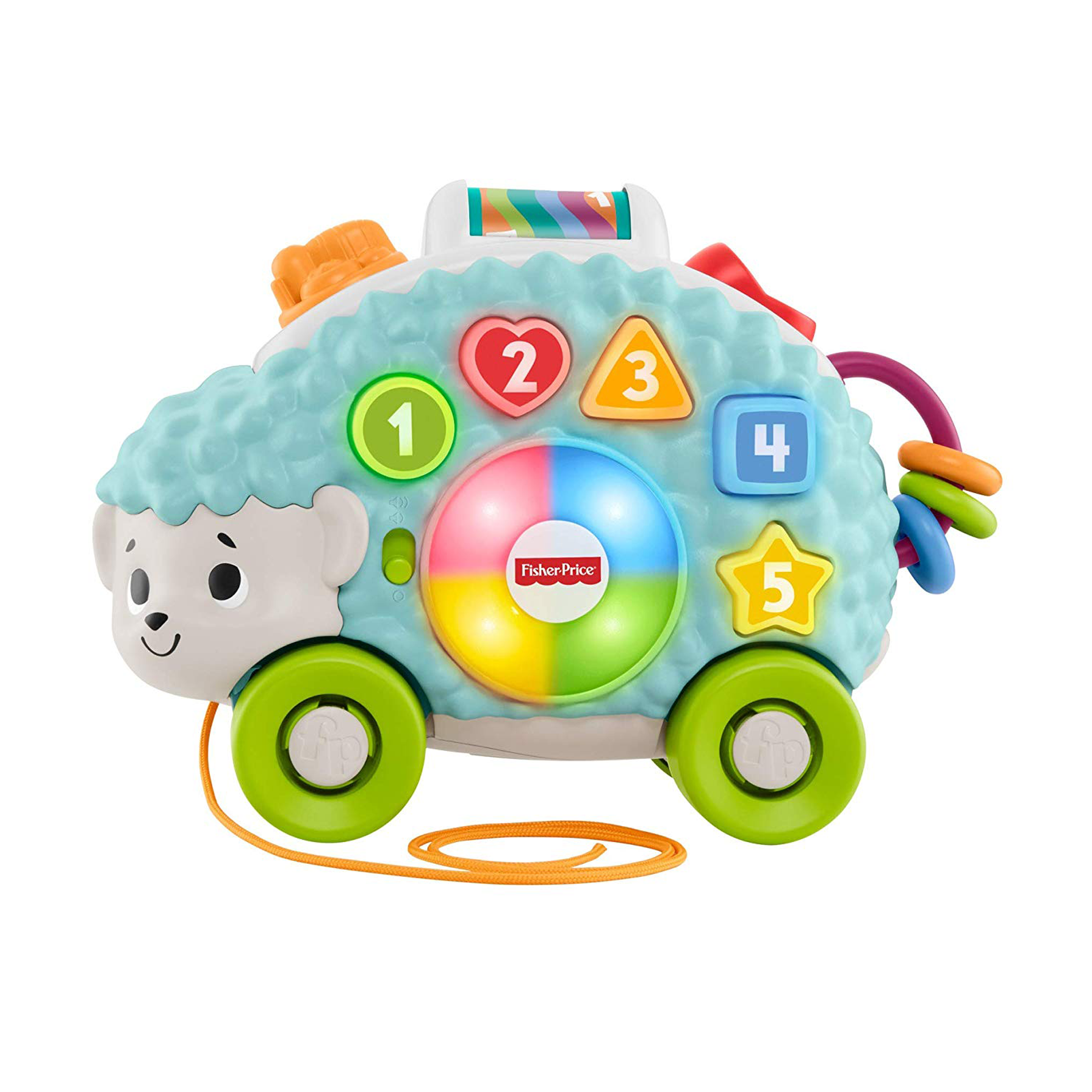 Fisher-Price Linkimals Erizo formitas felices