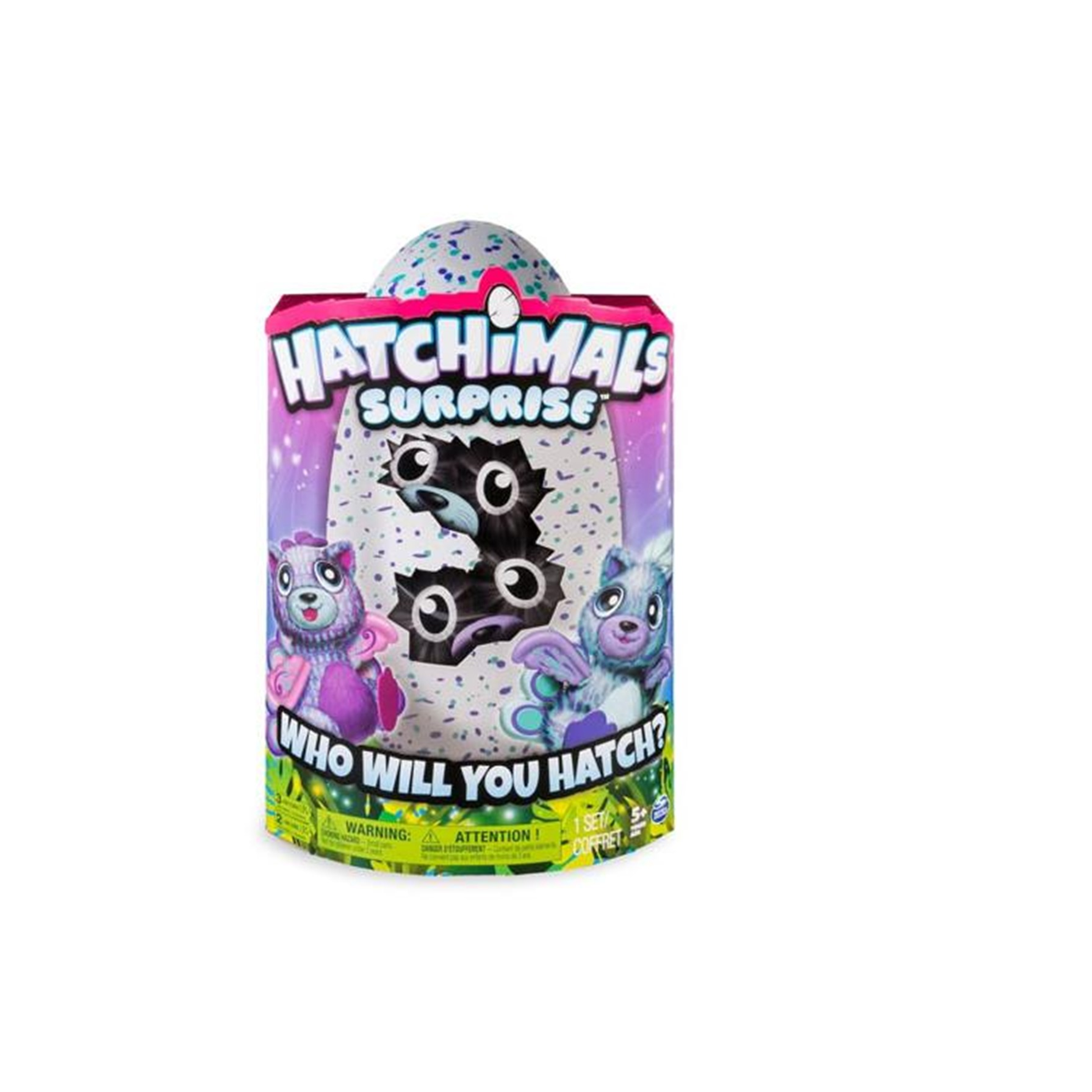 Hatchimals Sorpresa Peacat