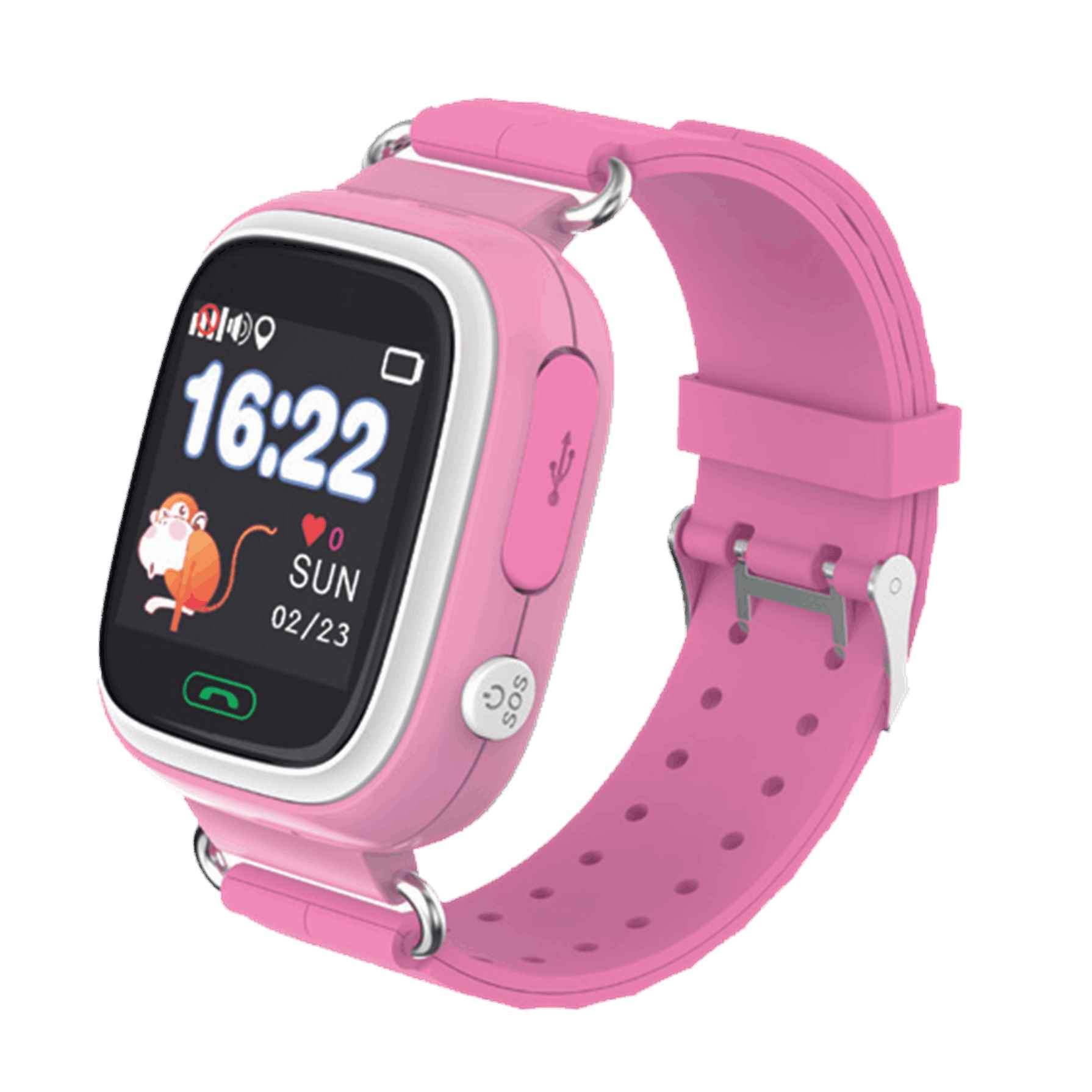 Digital Planet Reloj Baby Tracker