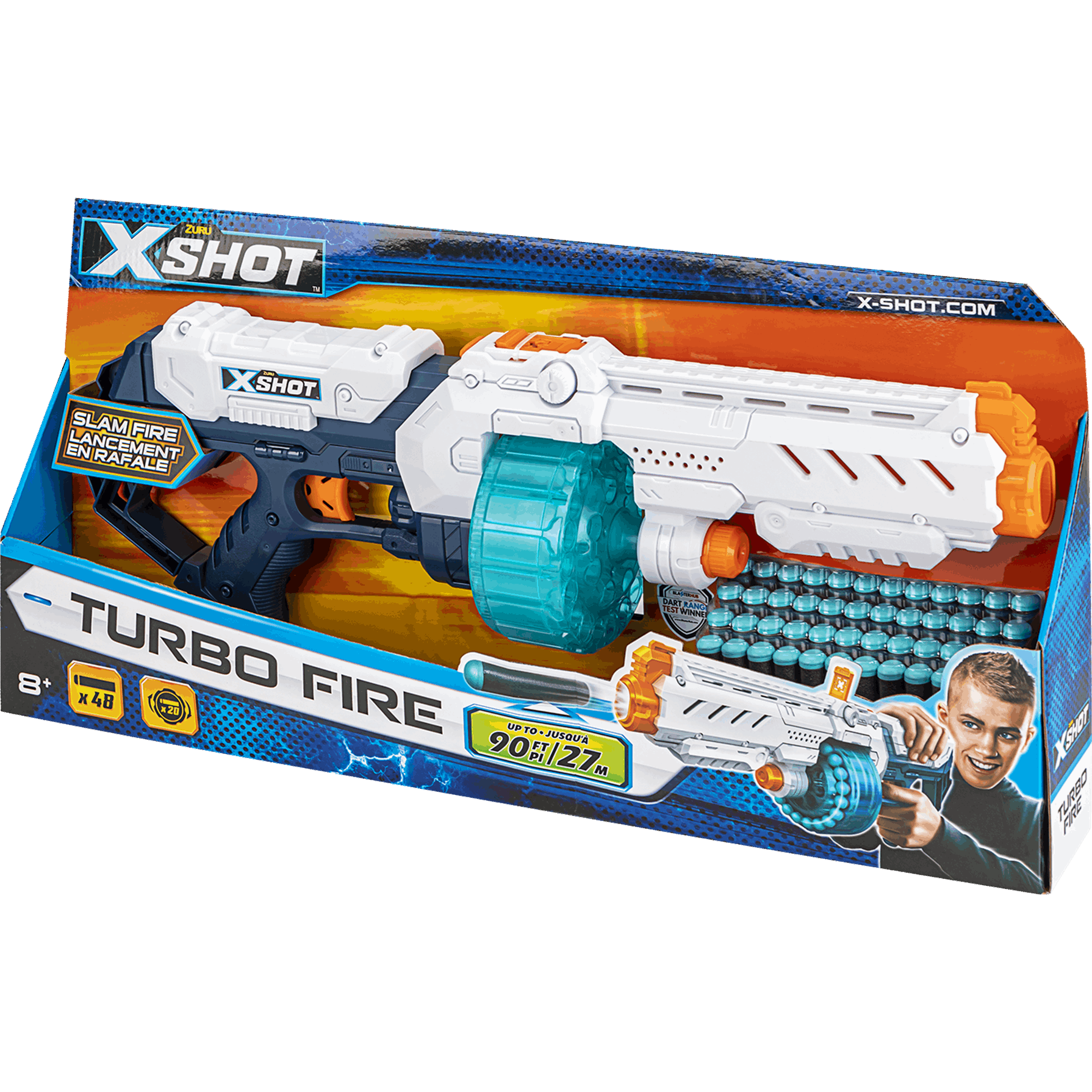 XShot Excel Turbo Fire