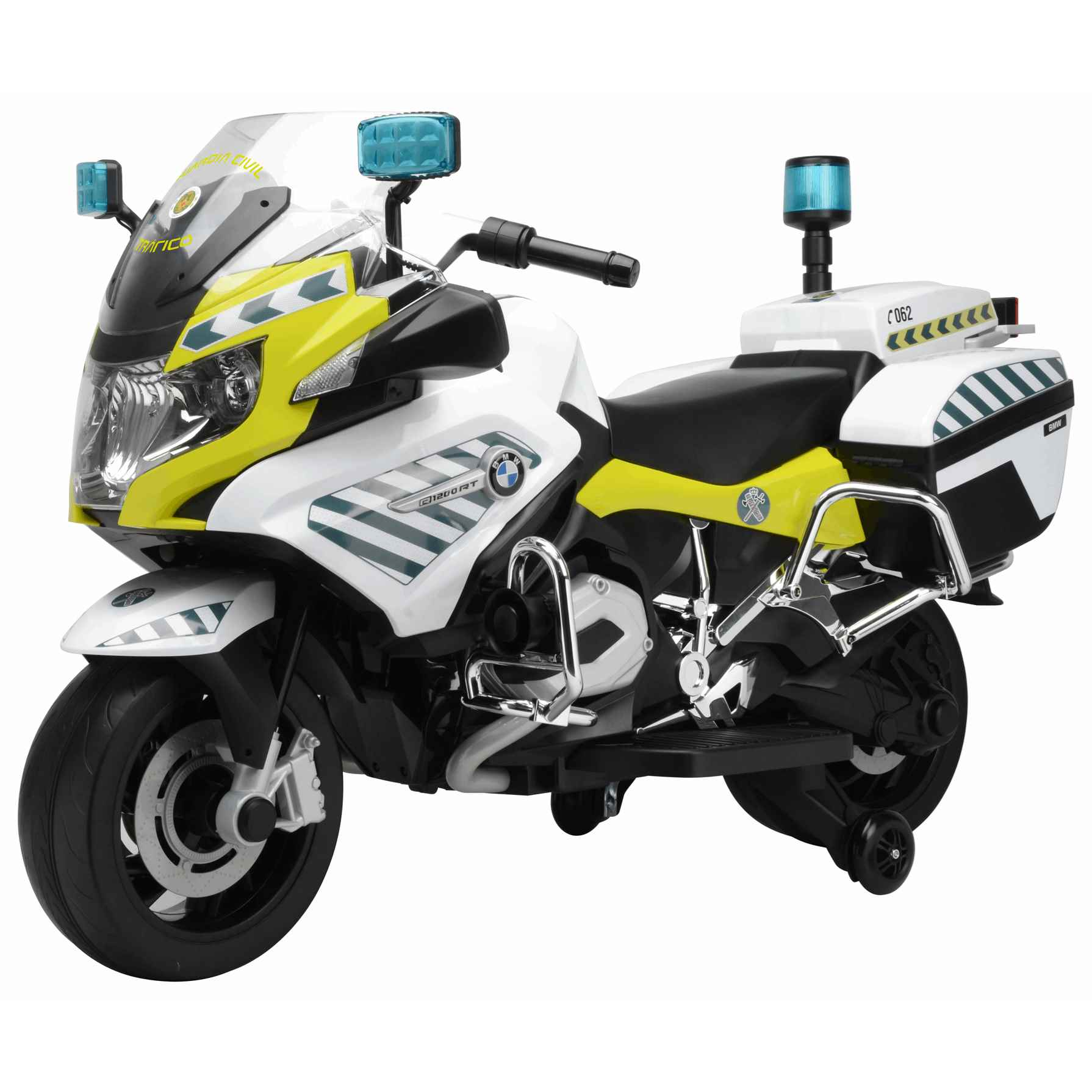 Moto BMW de Guardia Civil 12V