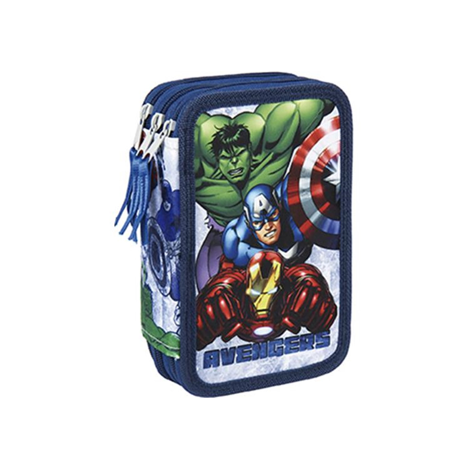 Avengers Plumier Triple Giotto