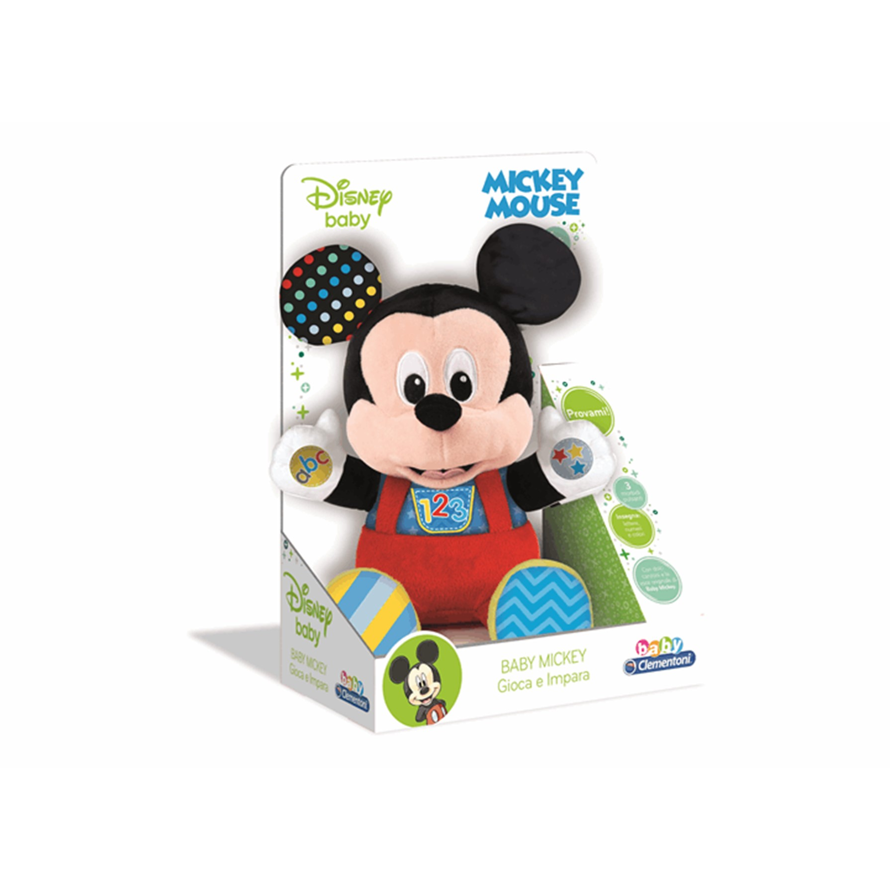 Mickey Mouse Peluche Baby Mickey